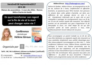 flier conference  H. Giroux