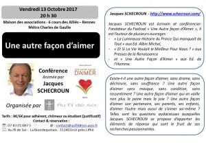 flyer conference  J. Schecroun