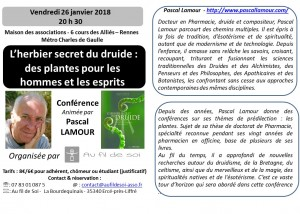 flyer conference  P.Lamour