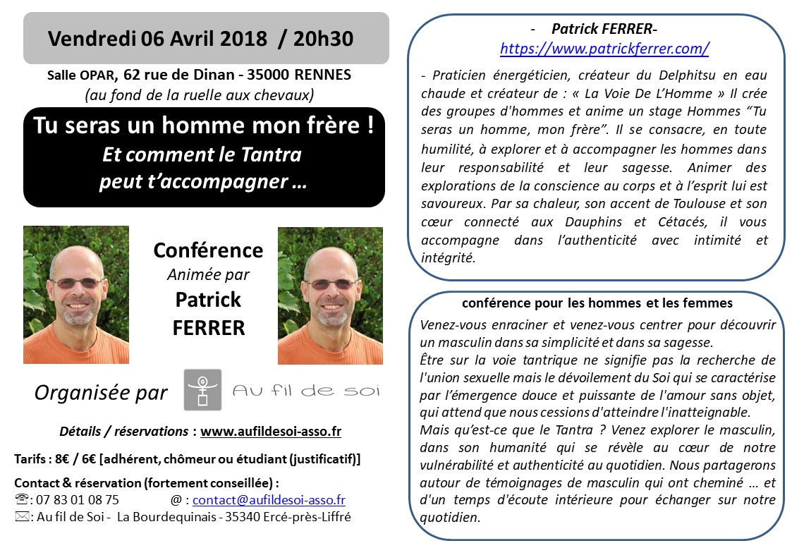 flyers A6  P.Ferrer - conf -