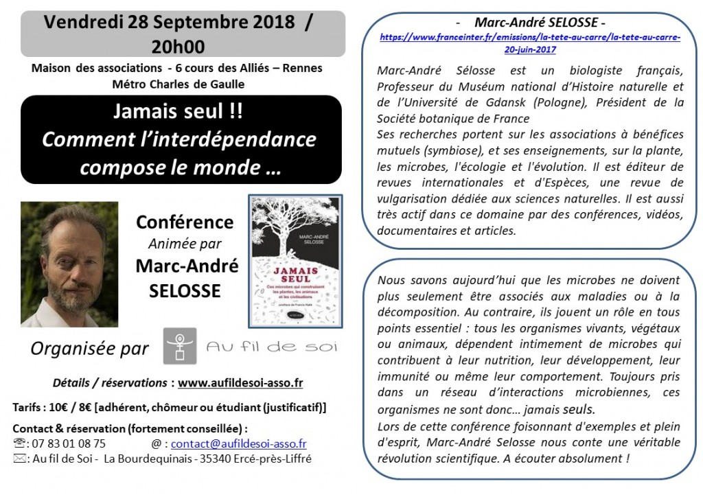 flyers A6  MA Selosse - conf - proposition