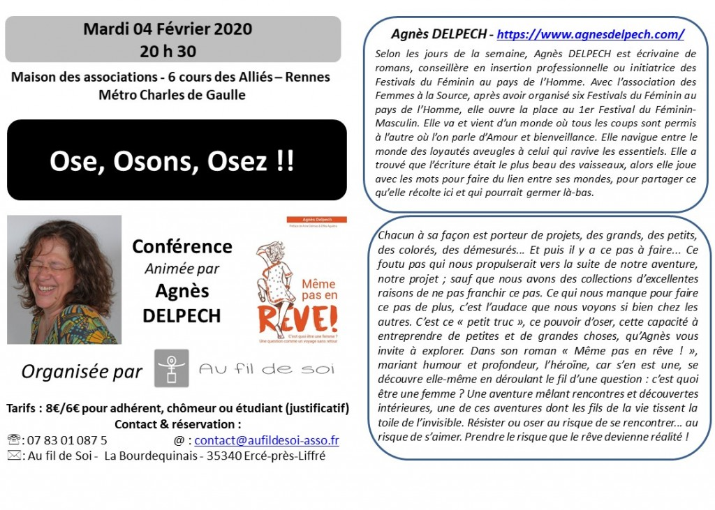flyer conference  A. Delpech