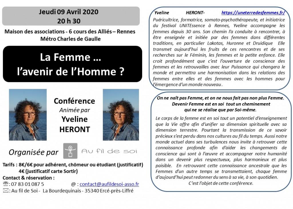 flyer conference  Y. HERONT